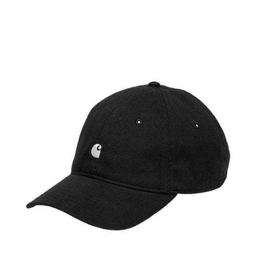 Madison Logo Cap Black