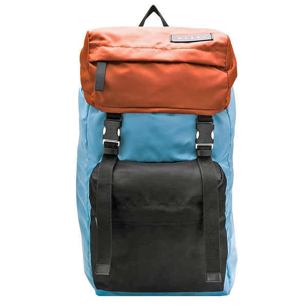 Marni Nylon Backpack  MULTI
