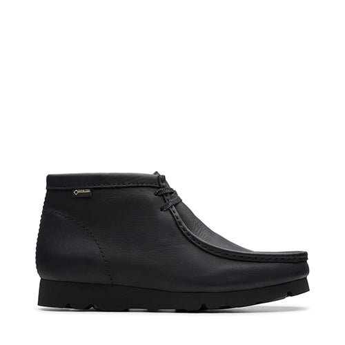 Wallabee BT GTX Shoes Black Leather