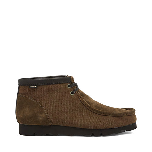 Wallabee BT GTX Shoes Olive Textile