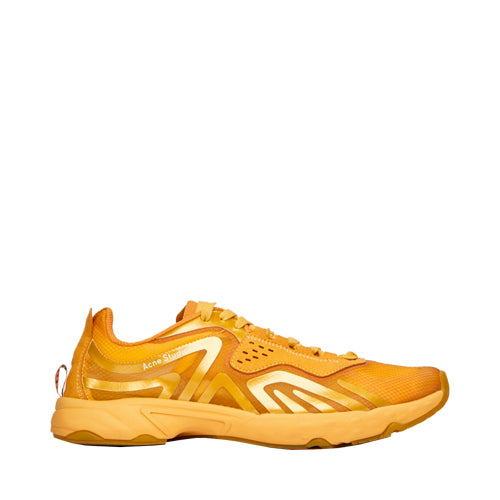 Buzz M Ripstop Trainers Gold