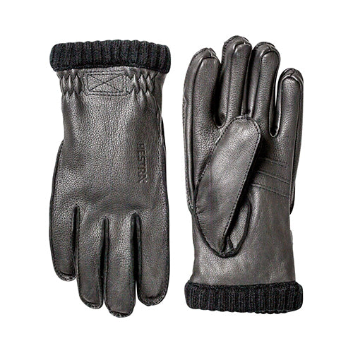 Deerskin Primaloft Gloves	 Black
