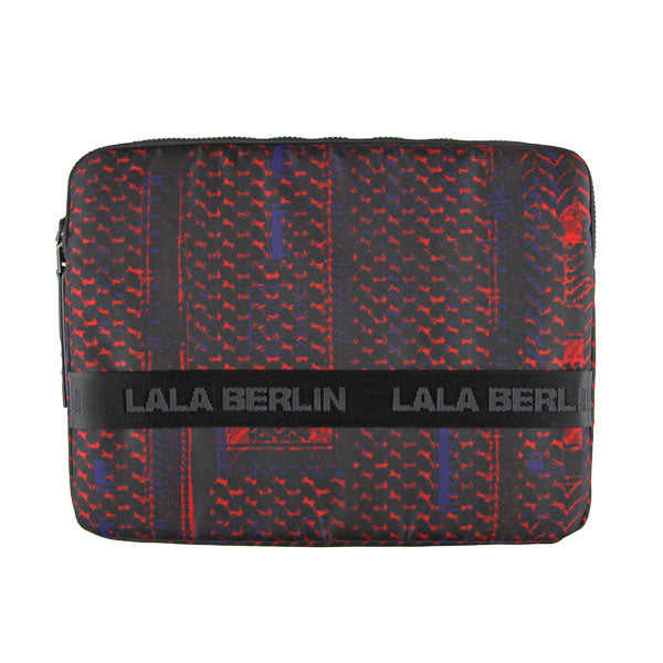 Laptop Kufiya Case  STAMP DARK