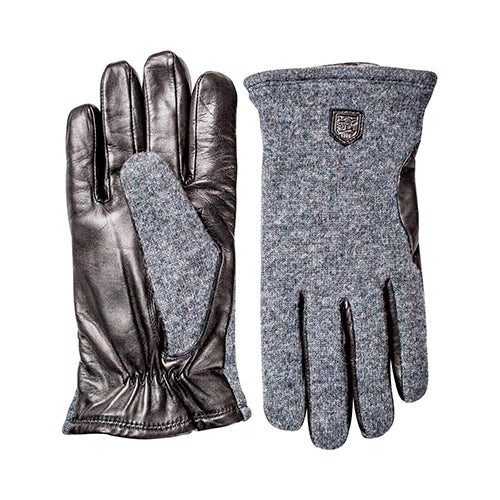 Hairsheep Wool Gloves Grey