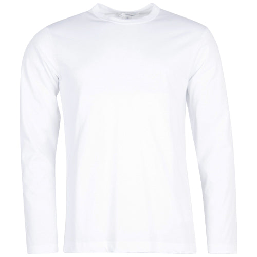SHIRT Long Sleeve T-Shirt White