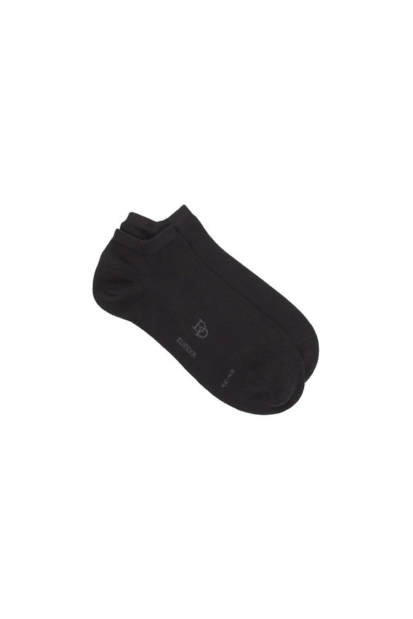 Eureka Ankle Socks Black