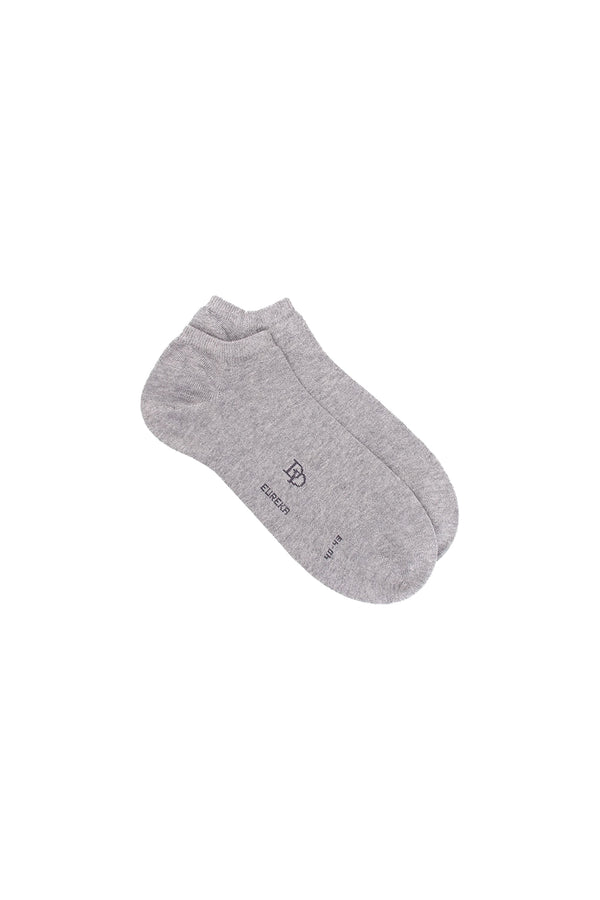 Eureka Ankle Socks Grey Melange