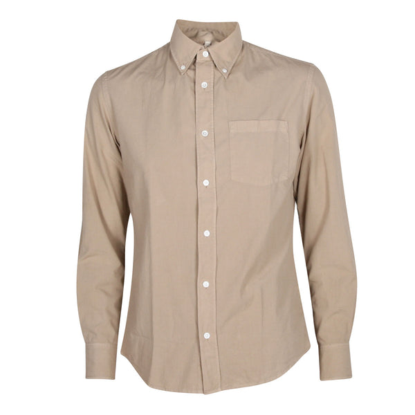 Button Down Shirt Khaki