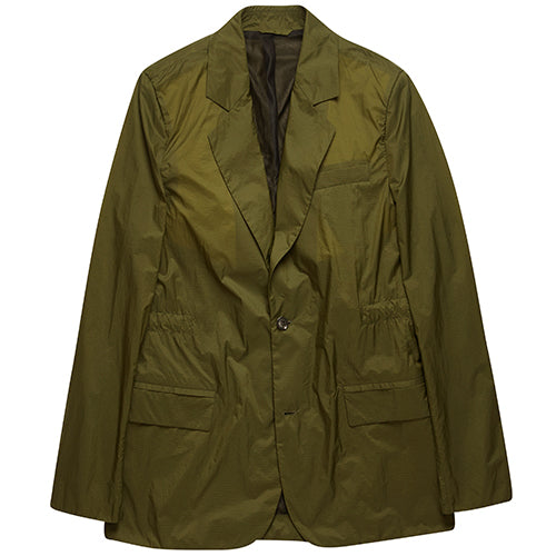 Jace Ny Rip Jacket Deep Green