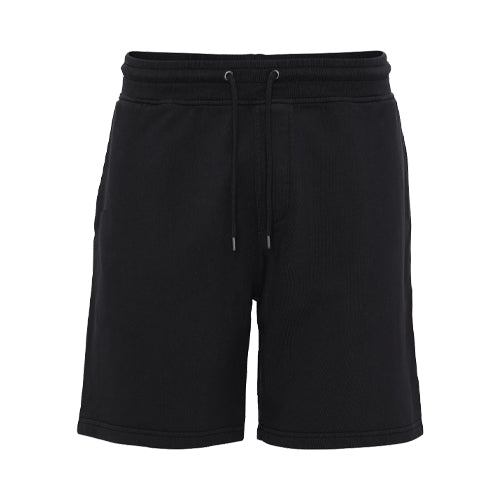 Organic Sweatshorts Black