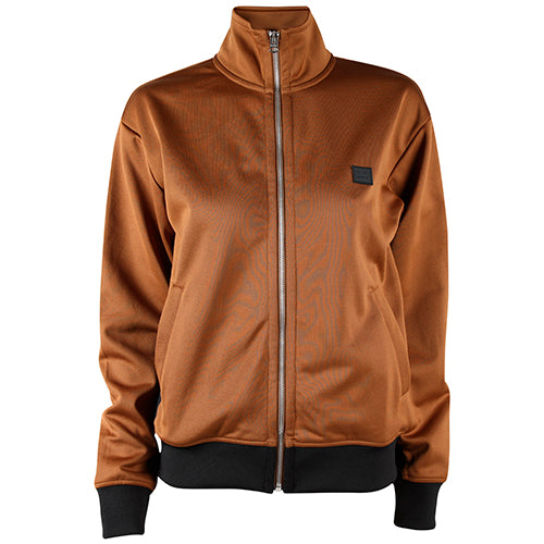 Frescot Face Track Jacket Brown