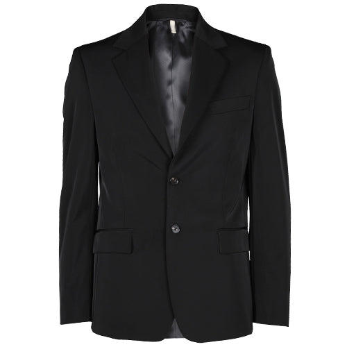 Single Blazer Black