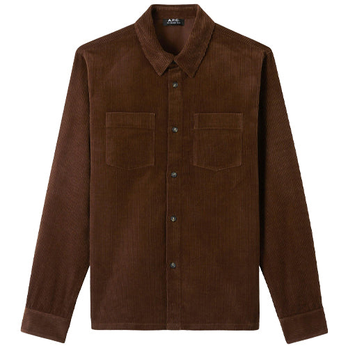 Joe Overshirt Brown