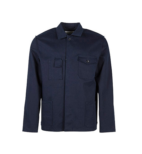 Garbadine Overshirt Navy