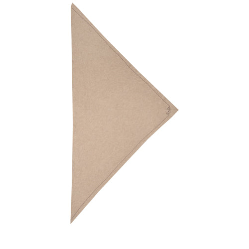 Triangle Solid Logo M Dune/Beige