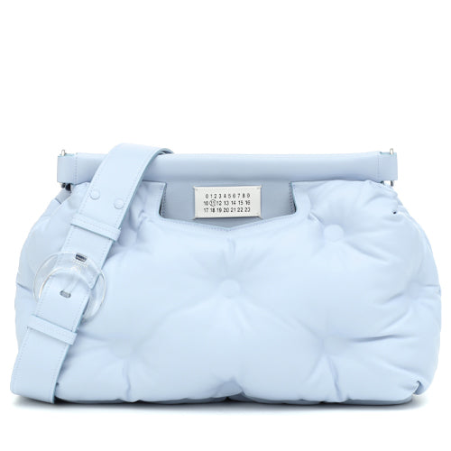 Glam Slam Medium Bag Sky Blue