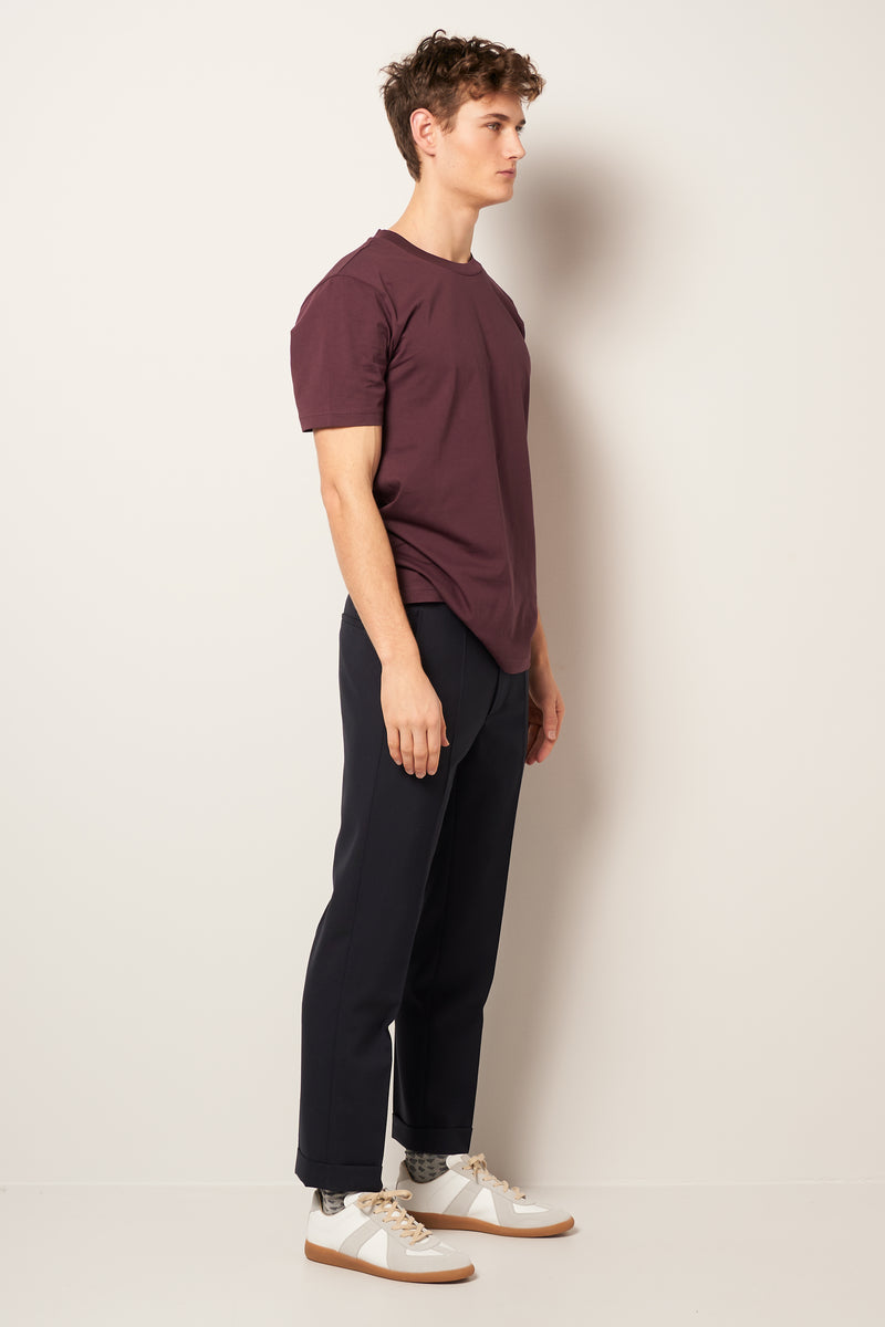 Basic T-Shirt Bordeaux
