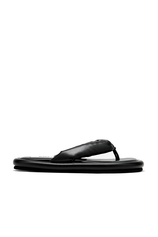 Padded Slippers Black