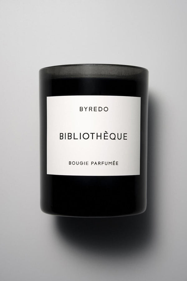 Bibliothèque Fragranced Candle