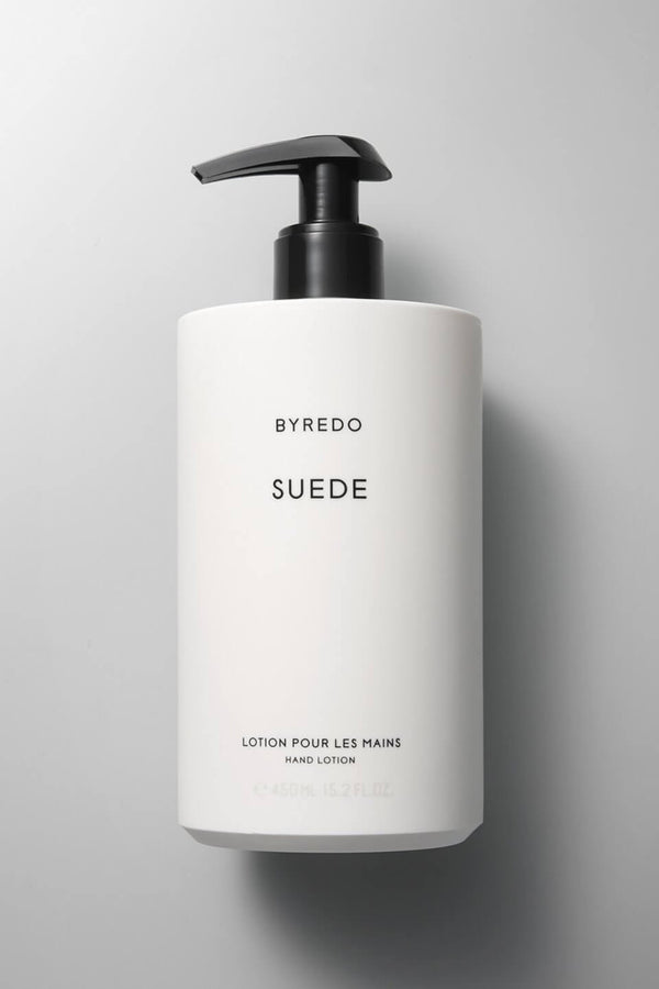 Suede Hand Lotion
