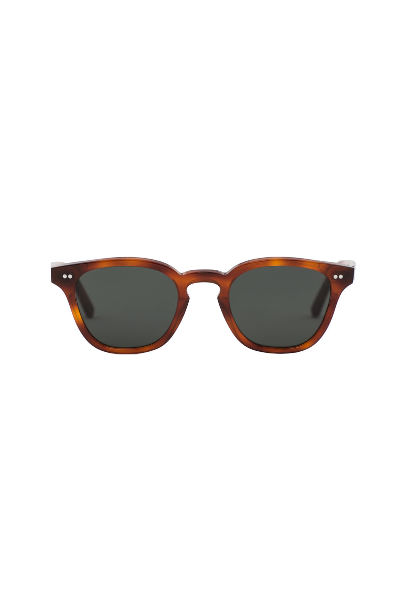 River Sunglasses Amber Green
