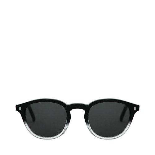 Nelson Sunglasses Black Transparent