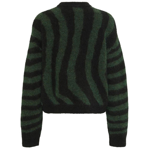 Cami O-Neck Knit Green Gables