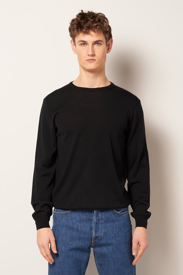 Wilfred Sweater Black