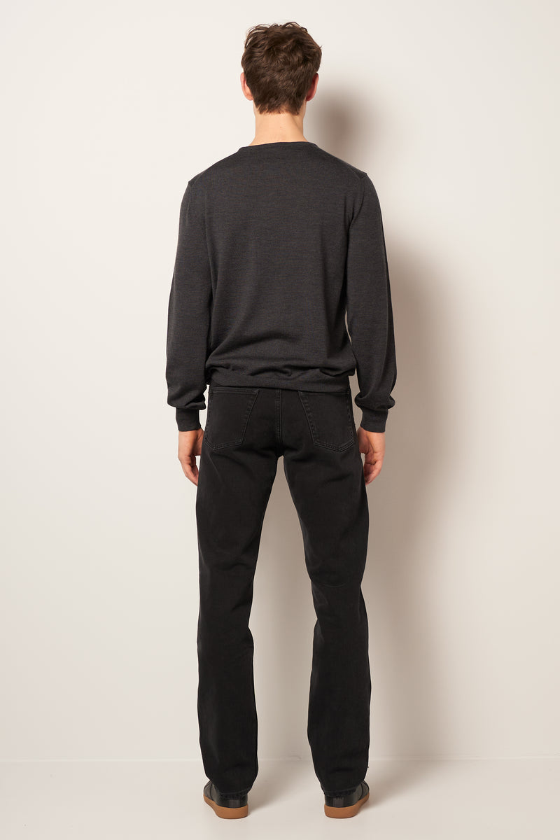 Wilfred Sweater Charcoal