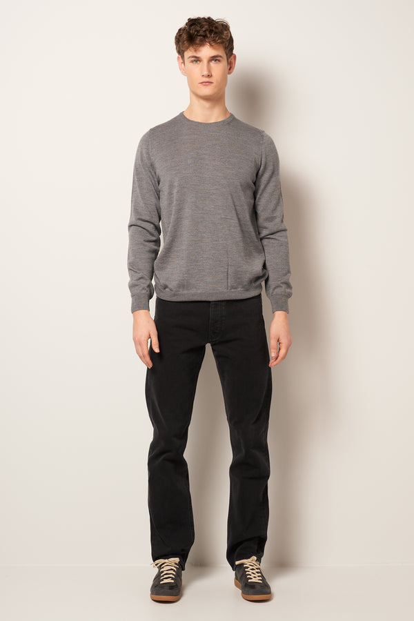 Wilfred Sweater Light Grey