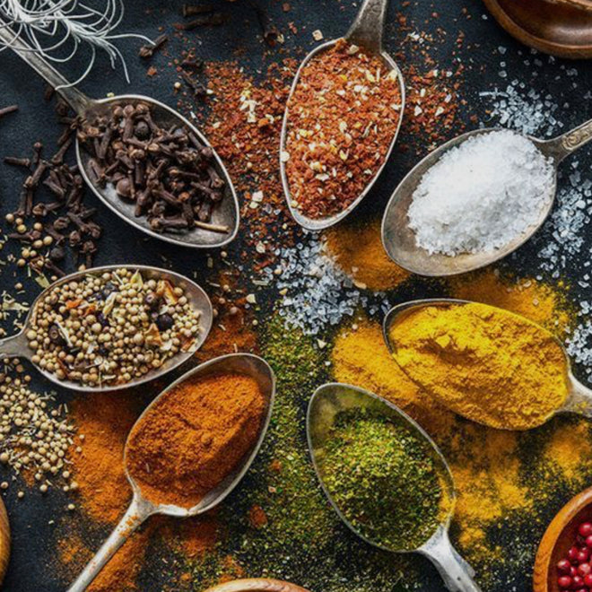 HERBS , SPICES AND PURE IRANIAN SAFFRON