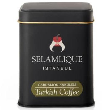 Selamlique Cardamom Turkish Coffee Box (125g)