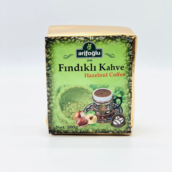 Arifoğlu, Turkish Hazelnut Coffee, 500g