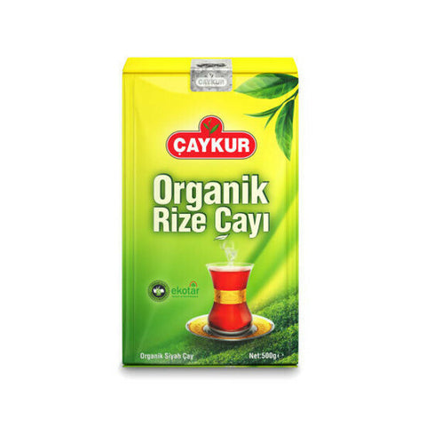 Çaykur, Organic Black Tea 500g