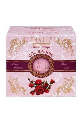 Thalia, Organic Rose Soap, 150g