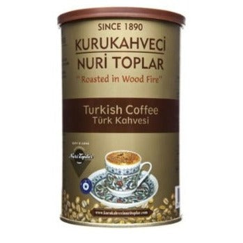 Nuri Toplar Specialty Turkish Coffee, 250g