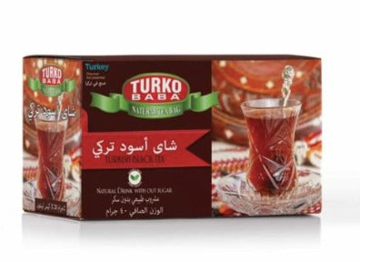 Turko Baba Turkish Black Tea, tea bags