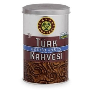 Kahve Dünyası, Turkish Coffee with Mastic Gum, 250g