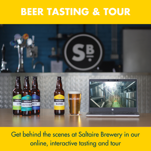 Virtual Beer Tasting & Brewery Tour - Thursday 17 June