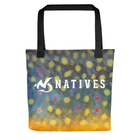 Natives Tote bag