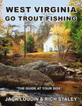 We go trout fishing book