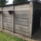 Pre-fabricated garage