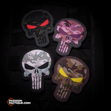 Patch Punisher multicam Winter - PASSION TACTIQUE
