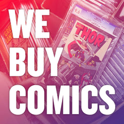 A.B.C.    Always Buying Comics