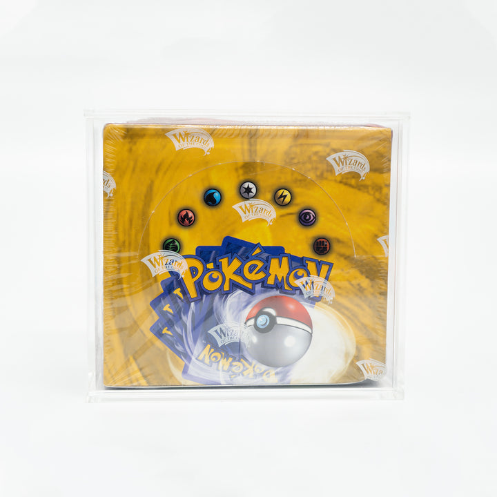 Pokémon: Base Set - Booster Box Sealed - Wizards of the Coast