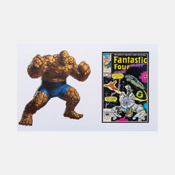 Fantastic Four Vol 1 #297 Comic - Signed by Stan Lee & Roger Stern