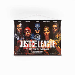 DC's Justice League (2017) Movie Poster