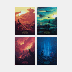Dan Mumford Star Wars The Force Awakens Cinema IMAX Limited edition posters