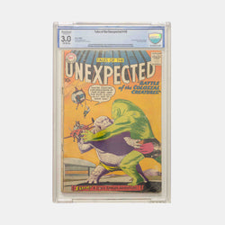Unexpected #40 Slabbed CBCS RESTORED 3.0