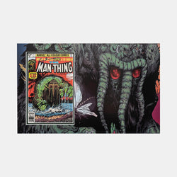 The Man-Thing Vol 2 #1 Comic - Signed by Stan Lee, J.Mooney, G.Morrow, R.Thomas and other